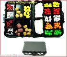 Klone Bait  Fishing Box Artificial Bait Corn Bread Nuts Pellets Pop ups