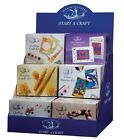 House Of Crafts Starter Packs Home Hobby Kits Make Ideal Gifts Presents