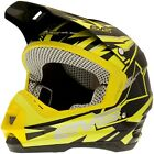 New 2014 EVS T5 Helmet Bolt Yellow Helmet S M L XL Motocross Enduro Road Legal