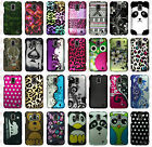 For Straight Talk ZTE Solar Z795G Rubberized HARD Case Snap On Phone Cover