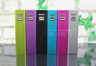 USB 2600mAh Portable External Power Bank Battery Charger For iPhone