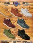 Wild West Men's Casual Lace Up Caiman/Ostrich Oxford Sneaker Shoes Diff.Colors