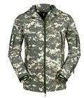 Cool Men's Hunt Hike Camp Airsoft Survival Game Outerwear Coat Hoodie Jacket