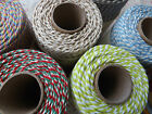 5m or 10m Bakers Twine~100% Cotton~Assorted Colours~cardmaking~Wedding~crafts
