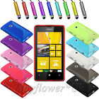 TPU GEL SILICONE CASE COVER POUCH S LINE GRIP WAVE FOR VARIOUS NOKIA PHONES