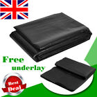 Heavy Duty Flexible Fish Pond Liners with FREE Underlay PVC FREE 40yr Guarantee