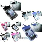 Color Waterproof Pouch Dry Bag Protector Skin Case Cover For Cell Phone PDA