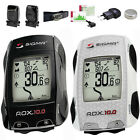 Sigma Computer ROX 10.0 GPS Basic od Set / Black / White / 249h LOG Kap. Fahrrad