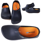 Unisex Chef Shoes Kitchen Nonslip Shoes Safety shoes Oil Water even on safety