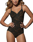 Bali Shapewear Lace Smooth Shaping Firm Control Body Briefer UW Cups Style 8L10