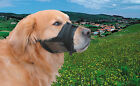 NOBBY ADJUSTABLE MUZZLE (VARIOUS SIZES) dog puppy control outdoors training