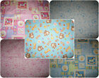 BABY ~ NURSERY Designs ~ 100% Cotton Fabric for Quilting
