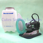 Silver Star ES-300 Gravity Feed Industrial Electric Steam Iron Set  photo