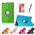 "For Samsung Galaxy Tab Pro 8.4"" Tablet Rotating PU Leather Case Cover Protector"