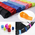 7-100Pcs New All Purpose Straps Wrap Wire Organizer Cable Rope Organiser Holder