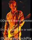 MIDNIGHT OIL PHOTO BONES HILLMAN BASS Concert Photo by Marty Temme