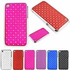 Shiny Crystal Bling Cell Phone Protective Case Cover for Apple iPhone 3 3G 3GS