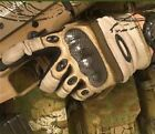 Special Forces US Military Protection Combat Grip Gloves Army Handschuhe coyote