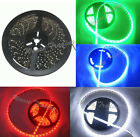 5M 16.4ft 5050 300 SMD LED Car Truck Waterproof Flexible Strip Light Universal