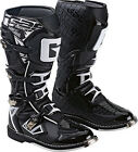 NEW GAERNE G- REACT MOTOCROSS MX DIRTBIKE OFFROAD BOOTS BLACK ALL SIZES