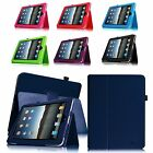Magnetic Stand Case PU Leather Folio Cover For Apple iPad