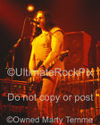PETER STEELE PHOTO TYPE O NEGATIVE 8x10 by Marty Temme 1E