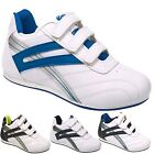 NEW MENS RUNNING VELCRO TRAINERS CASUAL GYM WALKING SPORTS SHOES SIZES 6-12 UK