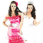Gypsy Wedding Ladies Fancy Dress Big Fat Gypsy Hen Party Womens Costumes Outfits
