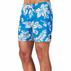Quiksilver Shrimp Truck E16  Mens  Board Shorts - Cyan