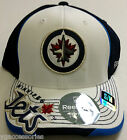 NHL Winnipeg Jets Reebok Center Ice Curve Brim Cap Hat NEW! $24.99 USD on eBay