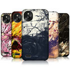 HEAD CASE FLORAL DRIPS PROTECTIVE COVER FOR HTC DESIRE X
