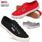 Womens SNRD Canvas Fabric shoes fashion sneakers casual athletic Non-Slip SN107