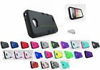 LG Optimus L70/Exceed II 2/Realm TUFF Hard/Soft Dual Layer Case Cover+PryTool