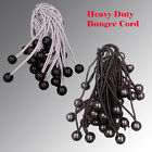 """3/16""""  BUNGEE CORD BALL BUNGEES CANOPY  TIE DOWNS STRAPS HEAVY DUTY TARP  Tent"""