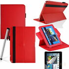 Leather 360°Case With Stand & S-Pen Holder For Samsung Galaxy Note 10.1 Tablet