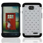 For T-Mobile LG Optimus L90  IMPACT Dazzling Diamond Case Phone Cover Accessory
