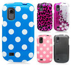 For AT&T Avail 2 Go Phone HARD Protector Case Snap On Phone Cover Accessory