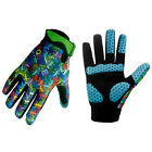 Brand New Men Women Sports Cycling Bike Bicycle Full Finger Gloves 3 Size S M L
