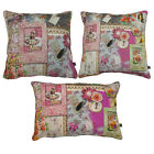 Scatter Box Memoire 100% Cotton Feather Filled Cushion