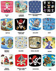 Childrens Lampshades Ideal To Match Childrens Pirate Duvets & Pirate Wall Decals
