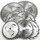 HILKA TCT CIRCULAR SAW BLADES CHOICE SIZES 150 160 184 190 205 235 250 300 MM