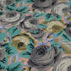 Philip Jacobs Glory Rose Flowers Floral 100% Cotton Fabric