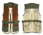 Browning Sandoval Shooting Vest - Pigskin Shooting Patches Sizes S-3XL 30502854