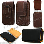 New Stylish Belt Clip Leather Case Cover Pouch For Nokia Various Phones