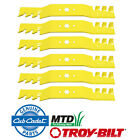 "2 Sets of 3 OEM Extreme Blades 50"" Deck Cut MTD Cub Cadet Troy Bilt White Mowers"