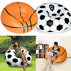 New Bestway Inflatable Sofa Soccer Ball Football Chair Sports Kids Game Lounge