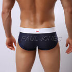 New Mens Boys Soft Sexy Boxer Y-Front Style Shorts Trunks Underwear Size S M L