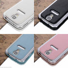 New Style PU Leather & PC Hard Case Cover For Samsung Galaxy S4 i9500 + Film