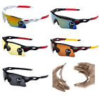 New Men's Cycling bicycle Bike Sports Fishing Driving Sunglasses Glasses T5