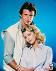 V THE SERIES COLOR FAYE GRANT MARC SINGER PHOTO OR POSTER